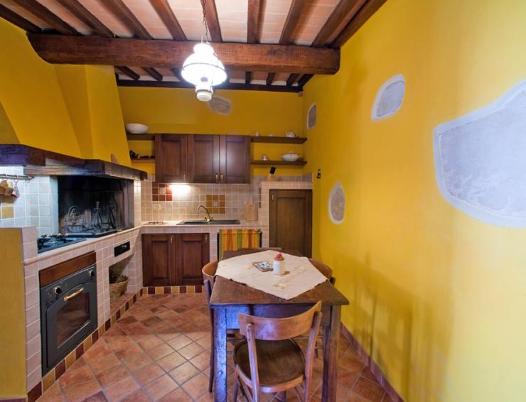 Favoloso cucina con camino oa24 pineglen - Cucine con camino ...