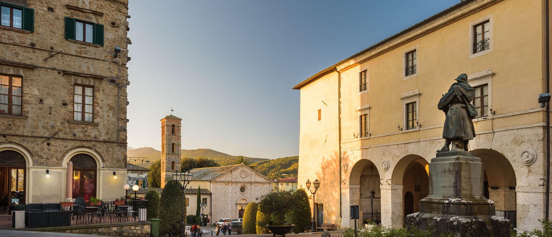 Vacanze a Sarteano in agriturismo, Farm holidays in Sarteano